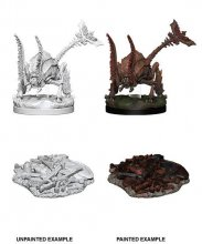 D&D Nolzur's Marvelous Miniatures Unpainted Miniatures Rust Mons