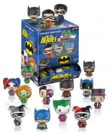 DC Comics Pint Size Heroes Mini Figures 6 cm Display Variant Mix