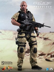 G.I. Joe Retaliation figurka MMS figurka Roadblock 30 cm 1/6