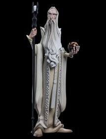 Lord of the Rings Mini Epics Vinylová Figurka Saruman 17 cm