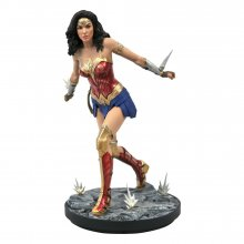 Wonder Woman 1984 DC Movie Gallery PVC Socha Wonder Woman 23 cm