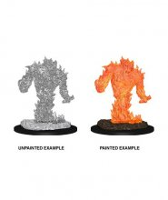D&D Nolzur's Marvelous Miniatures Unpainted Miniature Fire Eleme