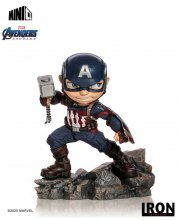 Avengers Endgame Mini Co. PVC figurka Captain America 15 cm