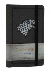 Game of Thrones Pocket Journal House Stark