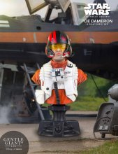Star Wars Episode VII Bust 1/6 Poe Dameron PGM Exclusive 16 cm
