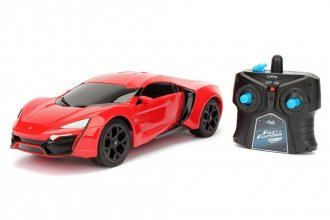 Fast & Furious RC Car 1/16 Lykan Hypersport