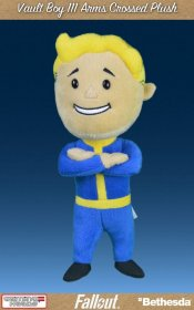 Fallout 4 Plyšák Vault Boy 111 Arms Crossed 30 cm