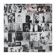 The Rolling Stones Rock Saws skládací puzzle Exile On Main St.