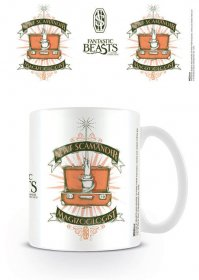 Fantastic Beasts Mug Magical Case