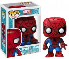 Marvel Comics POP! Vinylová Figurka Spider-Man 10 cm