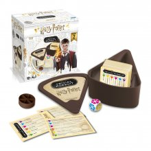 Harry Potter karetní hra Trivial Pursuit Voyage Vol. 2 *French V