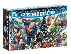 DC Comics Deck-Building Game Rebirth *English Version*