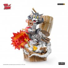 Tom & Jerry Prime Scale Socha 1/3 Tom & Jerry 21 cm