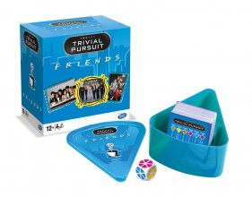 Friends karetní hra Trivial Pursuit Voyage *French Version*