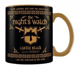 Game of Thrones Mega Hrnek The Night's Watch