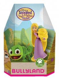 Tangled Gift Box with 2 Figures Set #1 5 - 9 cm