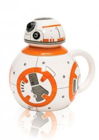 Star Wars Episode VII 3D Ceramic Mug BB-8