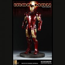 Iron Man - Sběratelská socha Iron Man Mark III Maketa