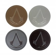 Assassin's Creed podtácky 4-Pack