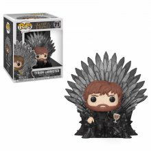 Game of Thrones POP! Deluxe Vinylová Figurka Tyrion Sitting on I