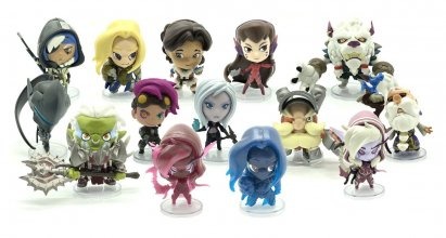 Cute but Deadly Vinyl mini figurky 7 cm Series 4 Display (12)