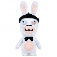 Plyšák Raving Rabbids Wild French Rabbid 21 cm - VYPRODÁNO