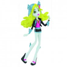 Monster High dětská mini figurka Lagonna Blue 10 cm