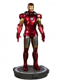 The Avengers Life-Size Socha Iron Man Mark VII 210 cm