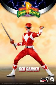 Mighty Morphin Power Rangers FigZero Akční figurka 1/6 Red Range