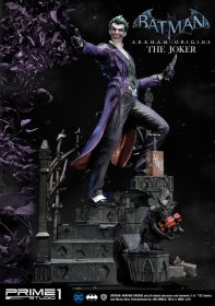 Batman Arkham Origins Socha The Joker 86 cm