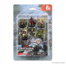 D&D Icons of the Realms Miniatures 7-Pack Epic Level Starter