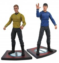 Star Trek Into Darkness Select Action Figures 18 cm Series 1 Ass