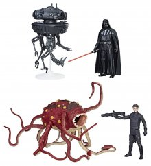 Star Wars Force Link Class A Vehicles & Creatures with Figures 2