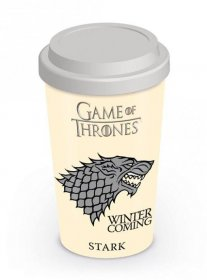 Game of Thrones Travel Mug Stark