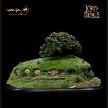 Pán Prstenů - Diorama Bag End Collector´s Edition