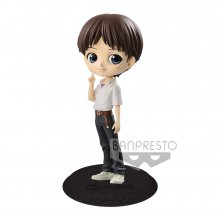 Evangelion Movie Q Posket mini figurka Shinji Ikari Ver. B 14 cm