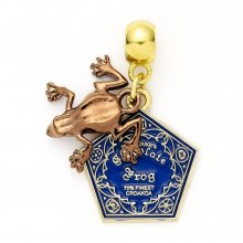 Harry Potter Charm Chocolate frog (gold plated)