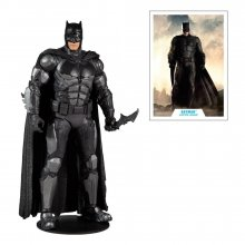 DC Justice League Movie Akční figurka Batman 18 cm