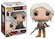The Witcher POP! Games Vinylová Figurka Ciri 9 cm