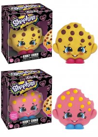 Shopkins Vinyl Collectible Figures Kooky Cookie 9 cm Assortment