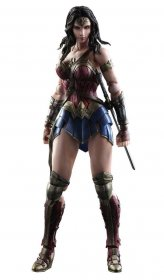 Batman v Superman Dawn of Justice Play Arts Kai Action Figure Wo