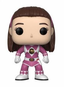 Power Rangers POP! TV Vinylová Figurka Pink Ranger (No Helmet) 9