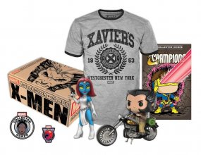 Marvel Collector Corps Box X-Men Size L
