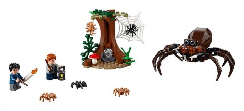 LEGO® Harry Potter™ - Aragog's Lair