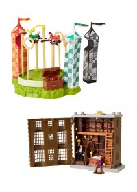 Harry Potter Mini Playsets Wave 1 prodej v sadě (2)