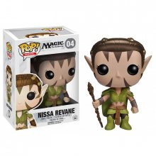 Magic the Gathering POP! sběratelská figurka Nissa Revane 10 cm