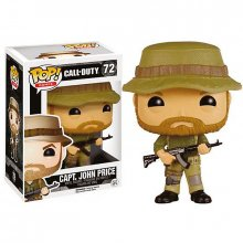 Figurka Call of Duty POP! Capt. John Price 9 cm