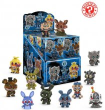 Five Nights at Freddy's Mystery Minis Vinyl Mini Figures 6 cm Di
