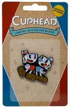Cuphead Odznak Limited Edition