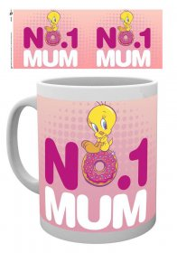 Looney Tunes Hrnek Number One Mum Mothers Day